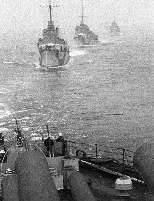 Torpedo boats of the Northern Fleet, Great Patriotic War